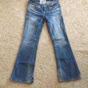 Big Star jeans size 24 S